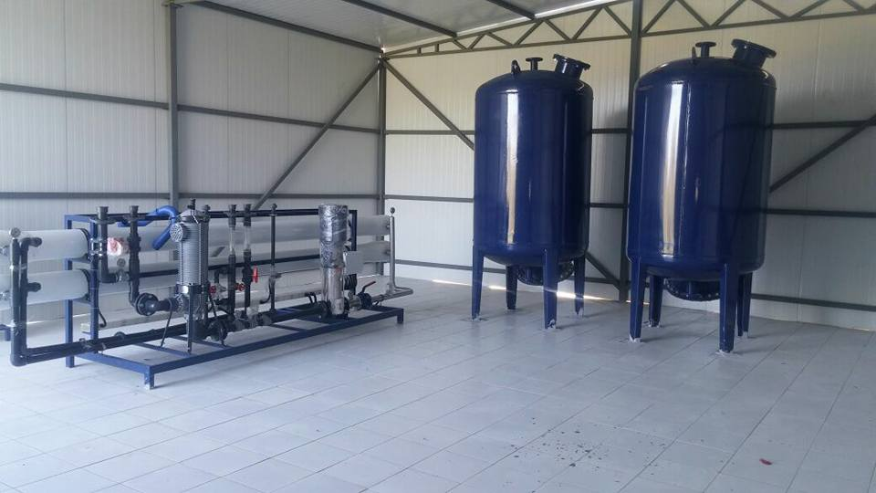 Arion Series Reverse Ozmoz Afg Water Treatment Technologies