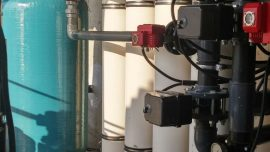 GREY WATER REUSE SYSTEM
