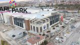 The Treatment Systems of the First Shopping Mall of Çorum are from Afg