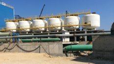 Filtrasyon Sistemi – Habaş Demir Çelik Fabrikası – İzmir